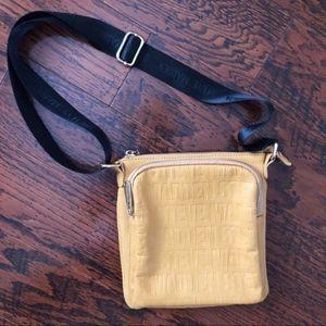 NEW!! Steve Madden Crossbody Bag - Mustard